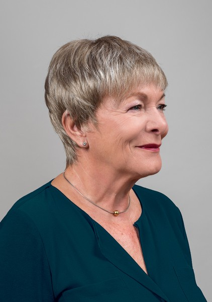 Ellen Wille Perücke: Ginger