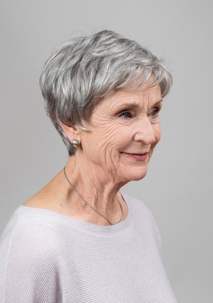 Ellen Wille Perücke: Gold
